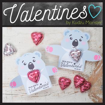 Koala Valentine Hugger.
