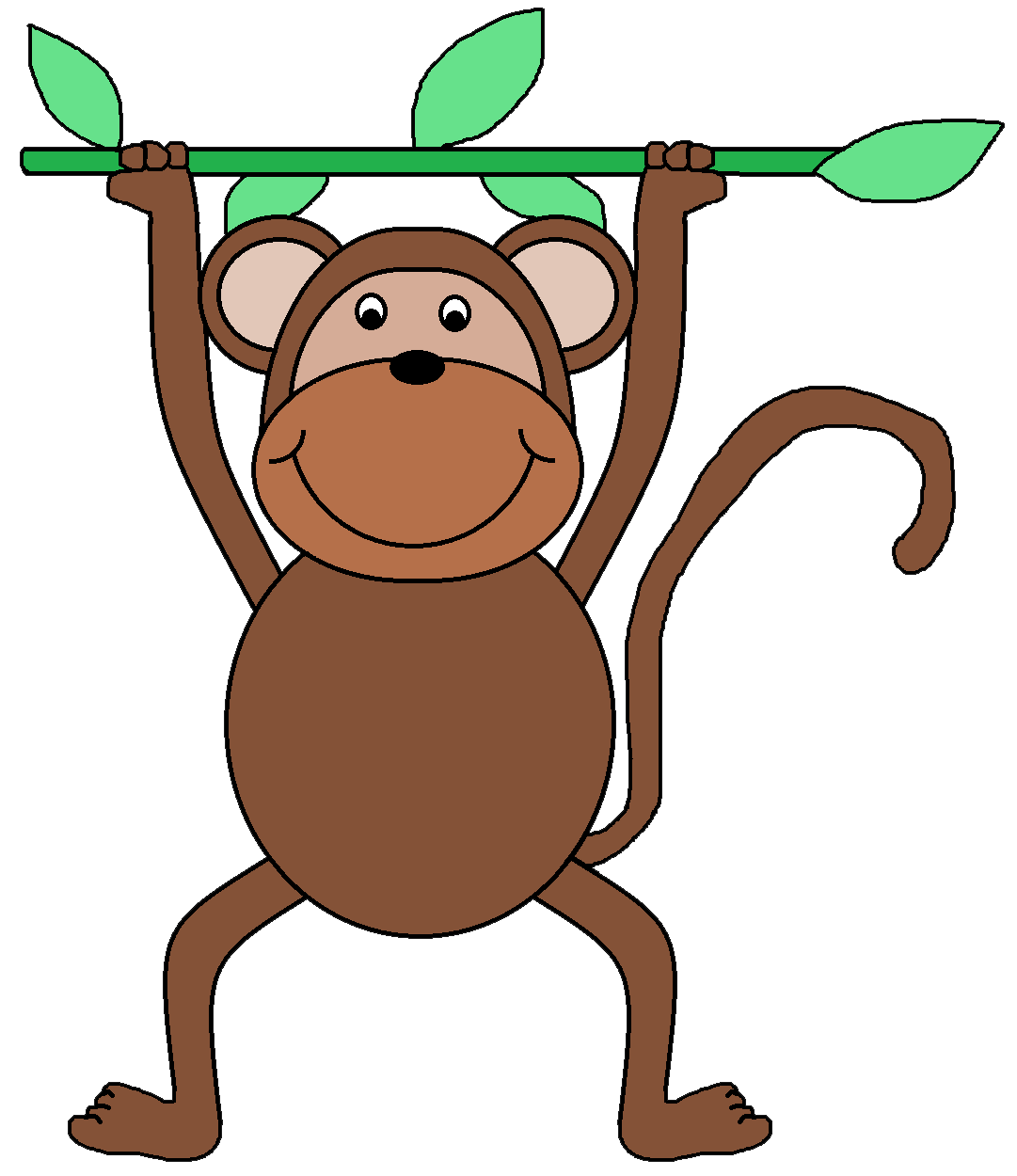 Monkeys clipart valentines, Monkeys valentines Transparent.