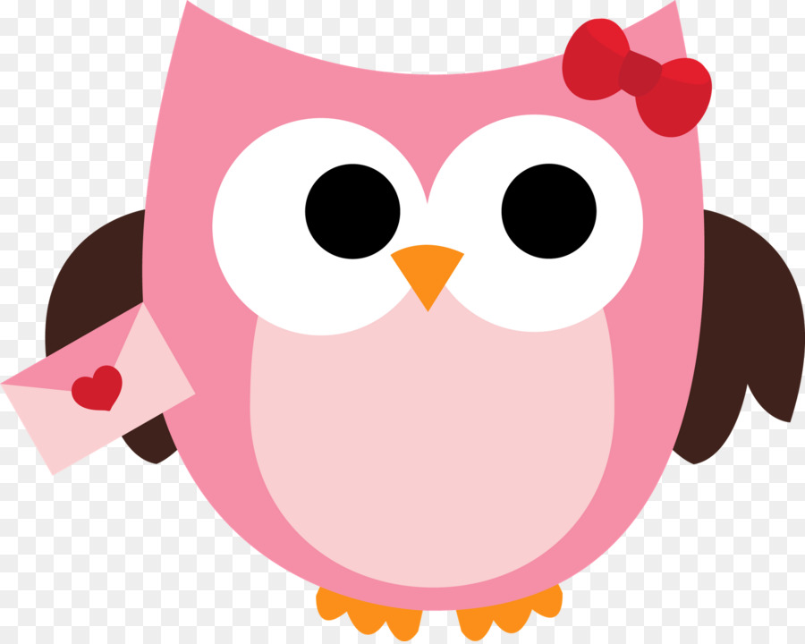 Valentines owl clipart 7 » Clipart Station.