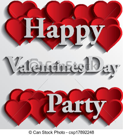 Valentines day party clipart 6 » Clipart Station.