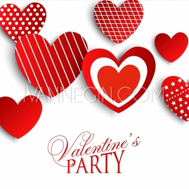 Valentines party clipart 2 » Clipart Station.