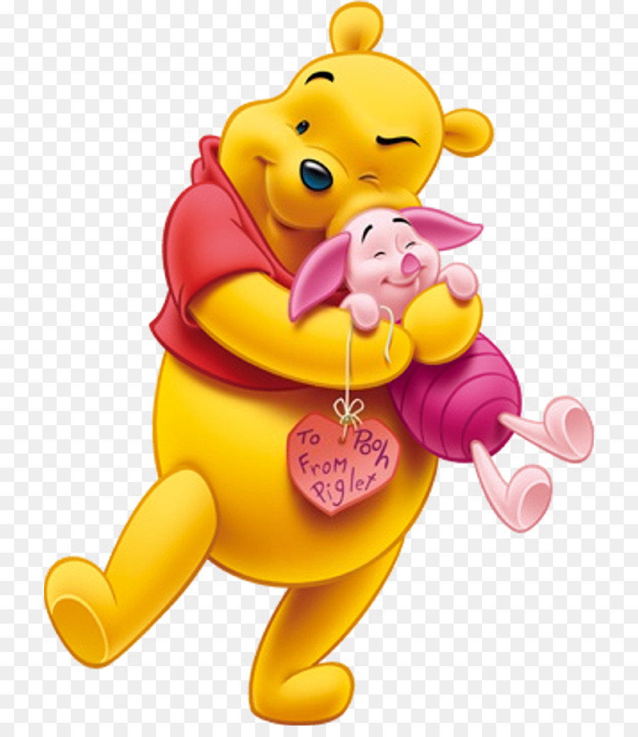 Winnie The Pooh Valentines Day Png & Free Winnie The Pooh.
