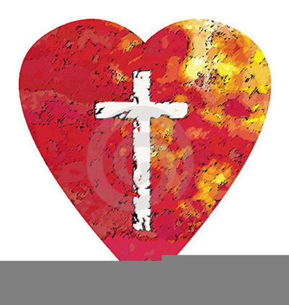 Free Christian Valentines Day Clipart.