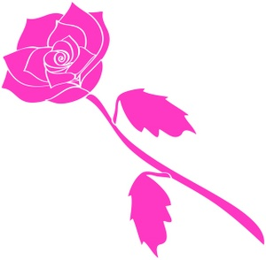 Free Rose Clipart Image 0071.