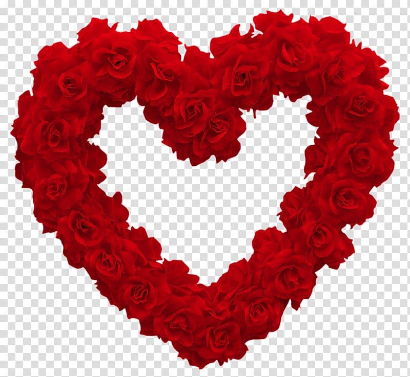 Heart Rose Valentine\'s Day Pink , Rose Heart , rose heart.