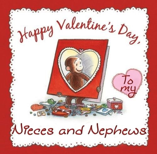 Happy Valentines Day To My Nieces And Nephews Pictures.