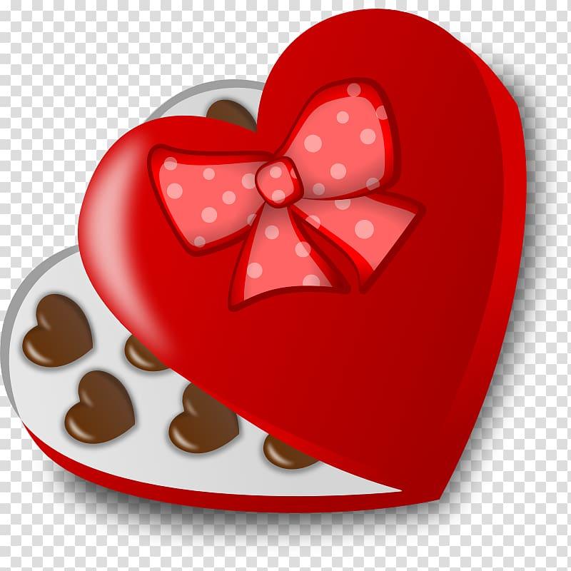 Valentine\\\'s Day Chocolate Candy Heart , chocolate box.