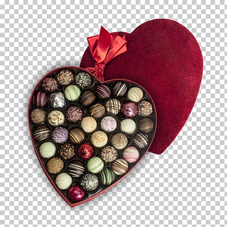Praline Chocolate sandwich Chocolate truffle Valentine\'s Day.