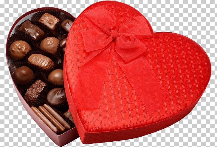 Chocolate Truffle White Chocolate Valentines Day Chocolate.