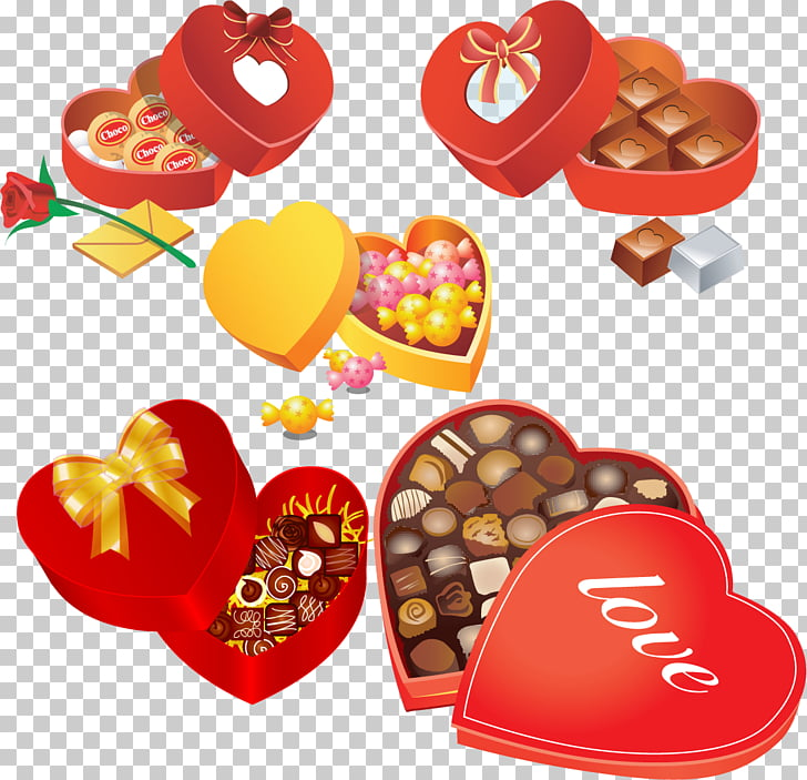 Dia dos Namorados Valentine\'s Day Chocolate Encapsulated.