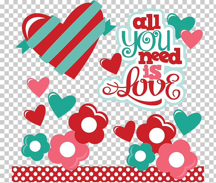 Valentine\'s Day Heart Dating Scrapbooking , love my family.
