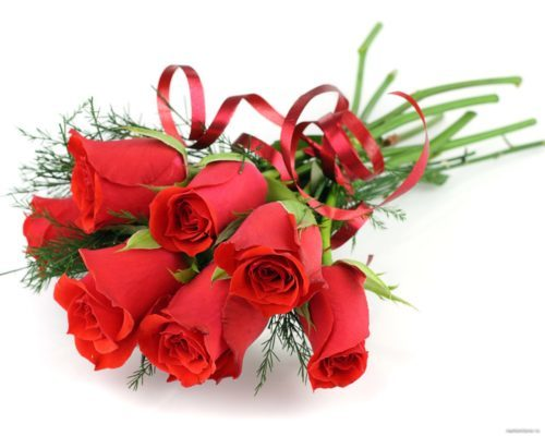Valentines Day Clipart Flowers.