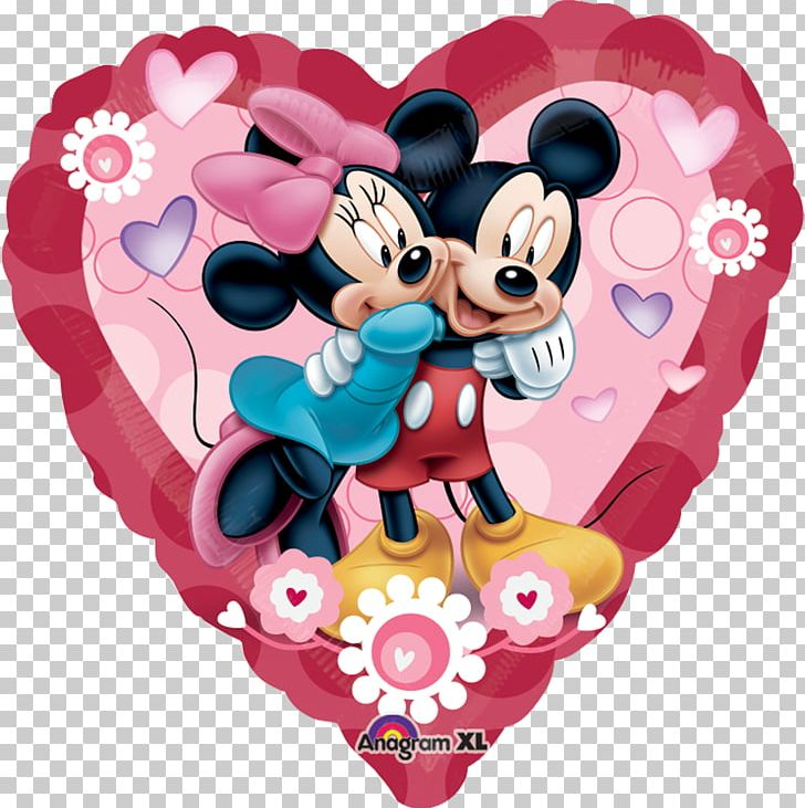 Minnie Mouse Mickey Mouse Minnie\'s Valentine Valentine\'s Day.