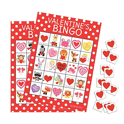 Valentine\'s Day Party Games for Kids and Adults.