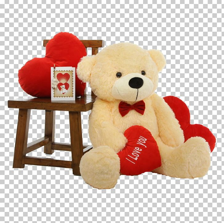Teddy Bear Valentine\'s Day Stuffed Animals & Cuddly Toys.