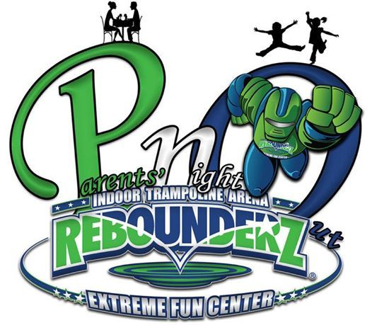Valentines Day Parents Night Out at Rebounderz Rohnert.