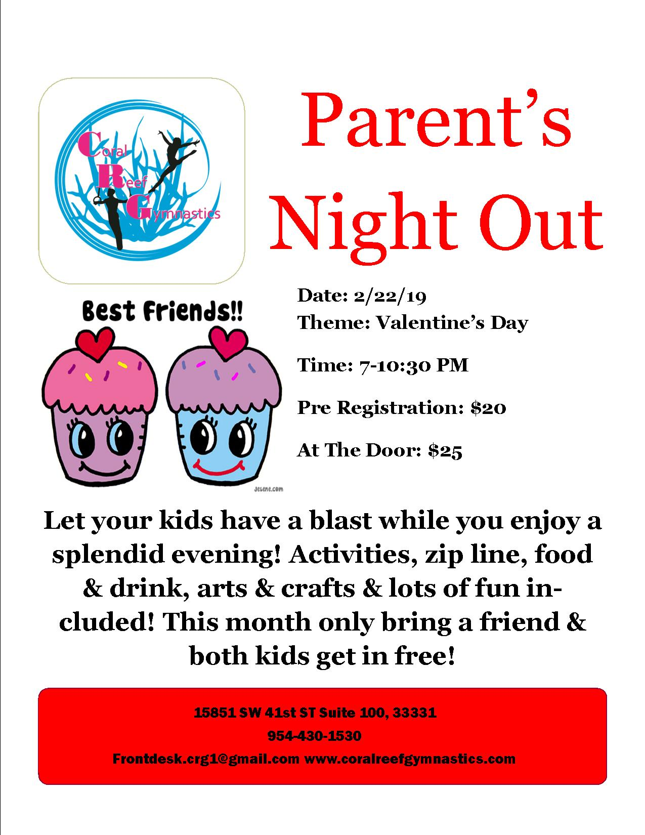 Parent\'s Night Out.