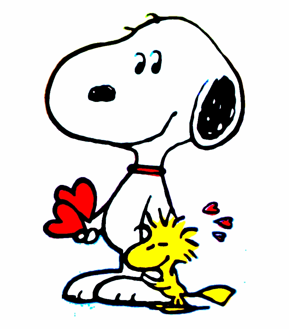 Snoopy Amor Png.