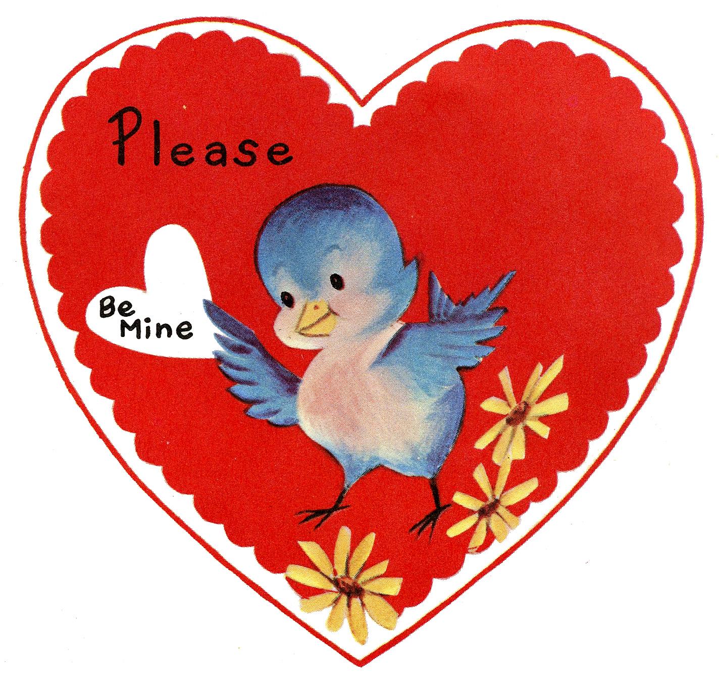 Free Vintage Valentine Pictures, Download Free Clip Art.