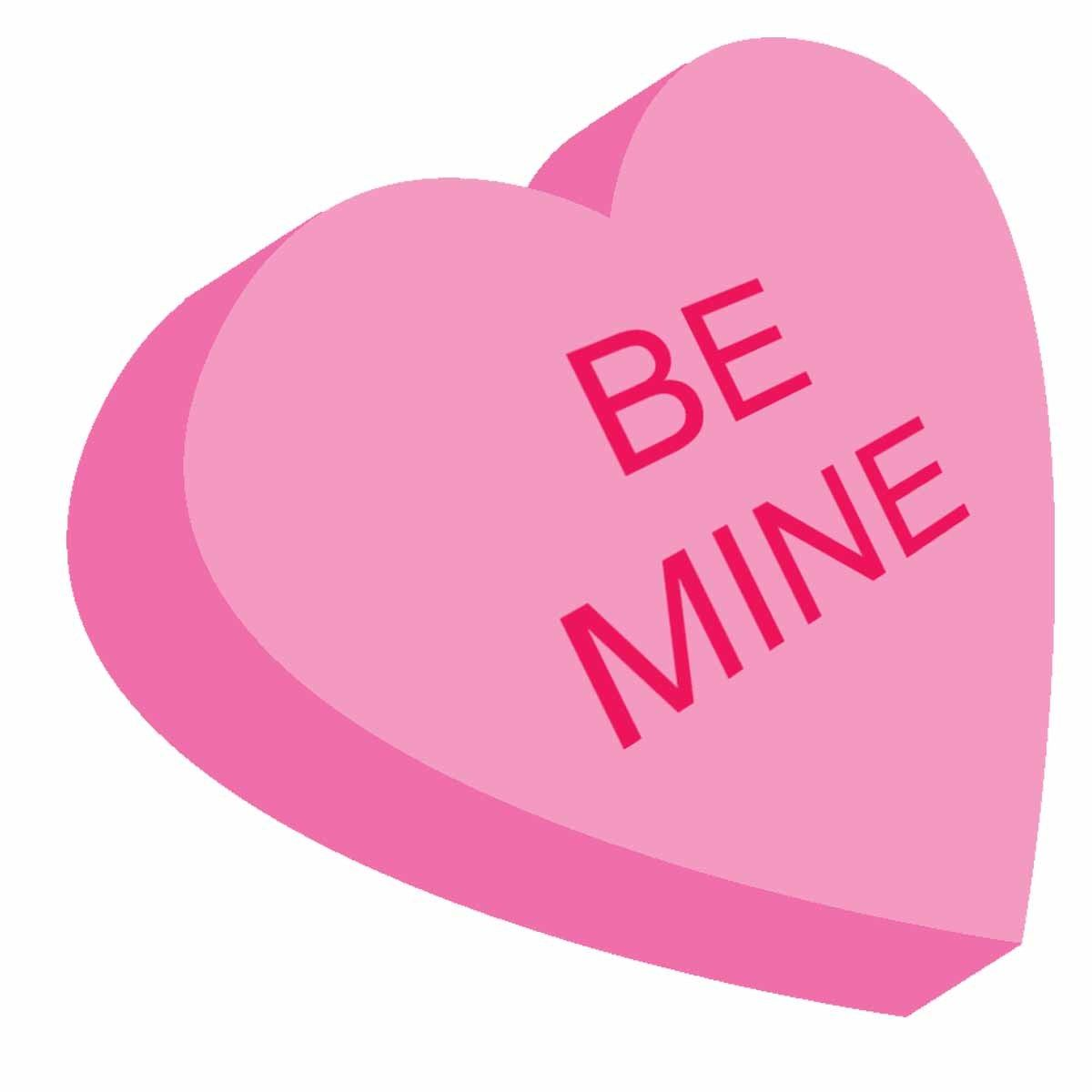 Image Valentine\'s Day Heart Candy. Candy Heart Image Is.