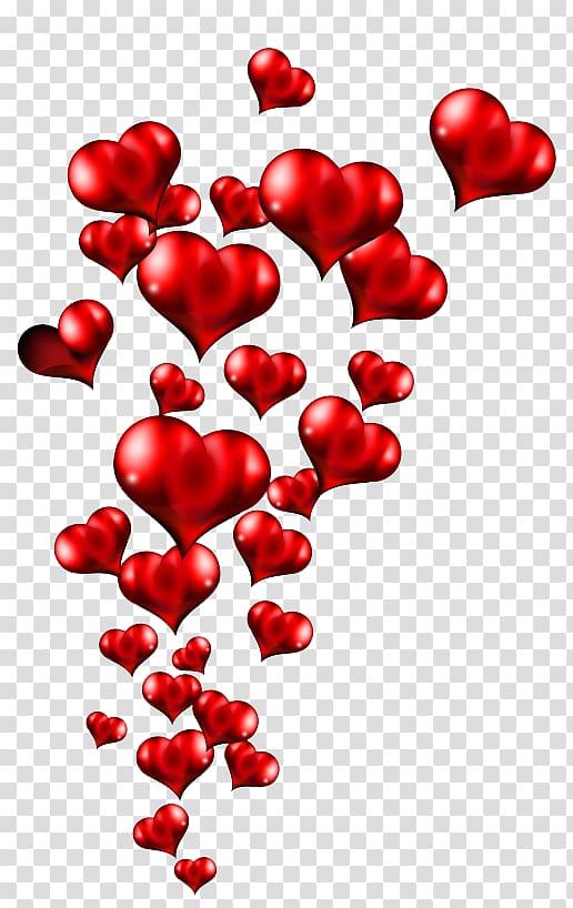 Red hearts , Heart Valentines Day , Valentine\\\'s Day love.