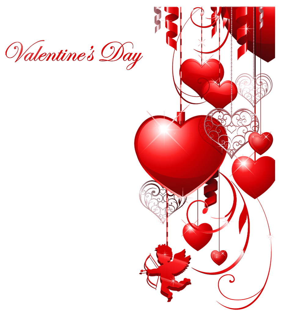 Valentines Day Background PNG Free Download.
