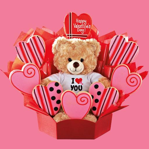 App Insights: Valentine Gift Basket.
