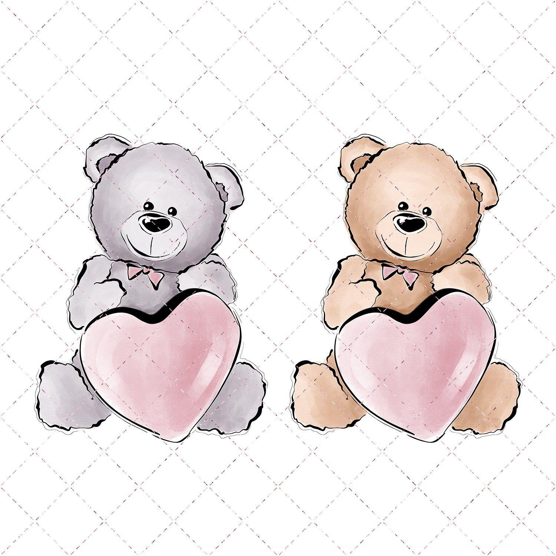 Valentines Day Watercolor Clipart #unique#resources.
