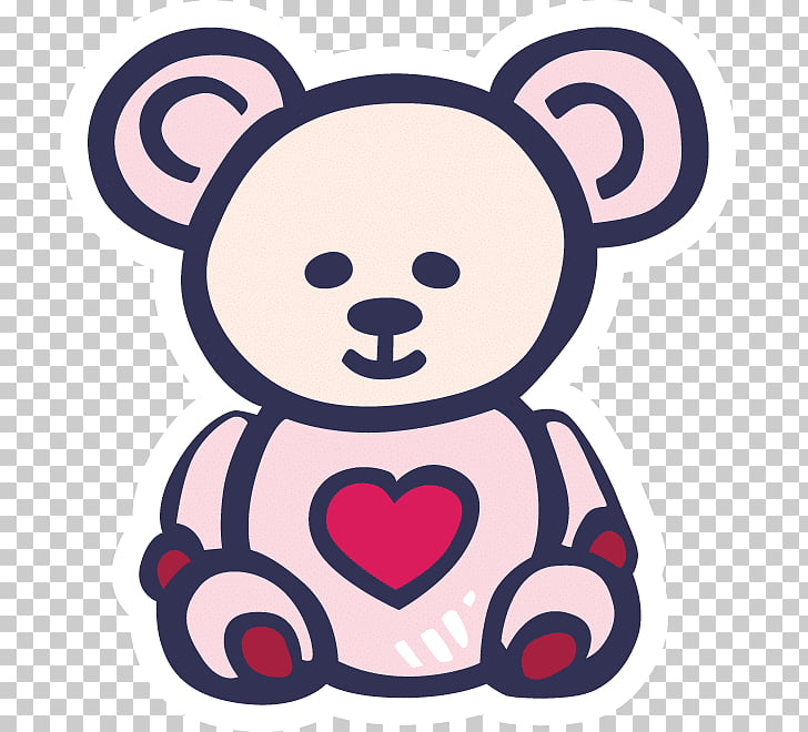 Teddy bear Valentine\'s Day Child Drawing, Valentines Day PNG.