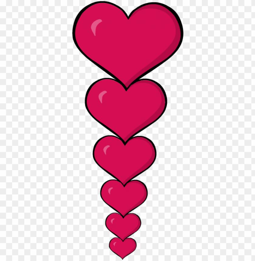 clip art heart valentines day border frame.