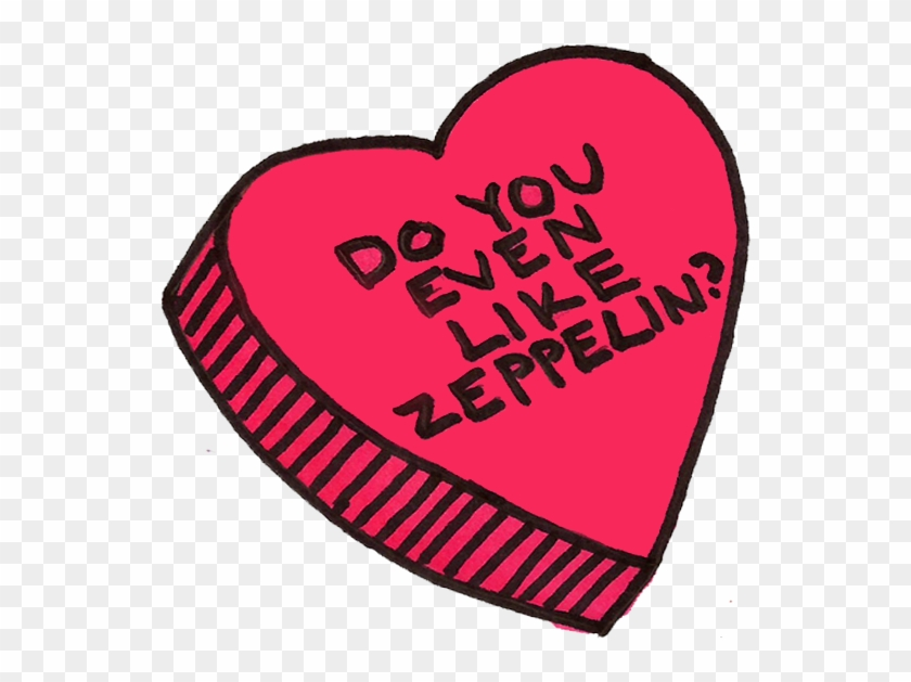 Led Zeppelin Valentine\'s Day Cards, HD Png Download.