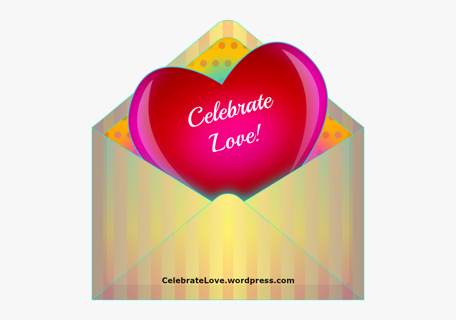 Everyday Is A Incredible Day To Celebrate Love.