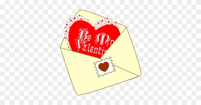 Valentine Card Clipart.