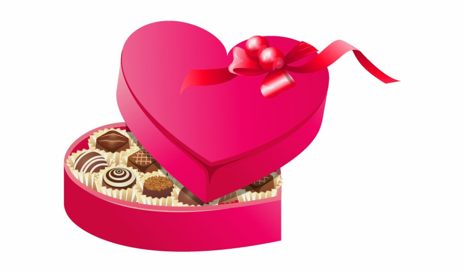 Picture Library Stock Valentines Chocolates Png Gallery.