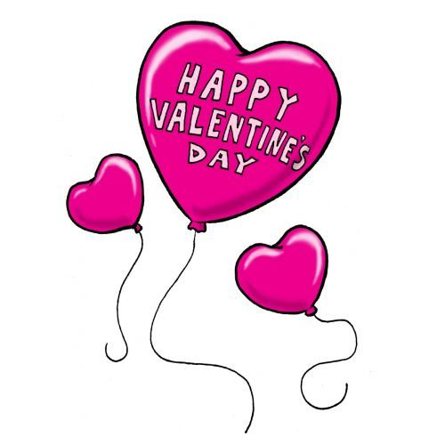 Download our free Valentine\'s Day clip art for newsletters.