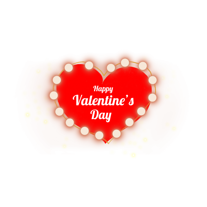 Valentines Day Hearts PNG Clipart Free Download searchpng.com.