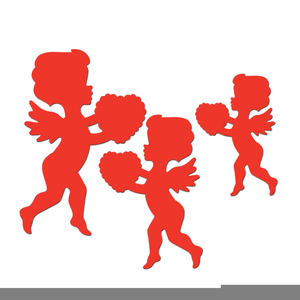 Free Valentines Day Clipart Cupid.