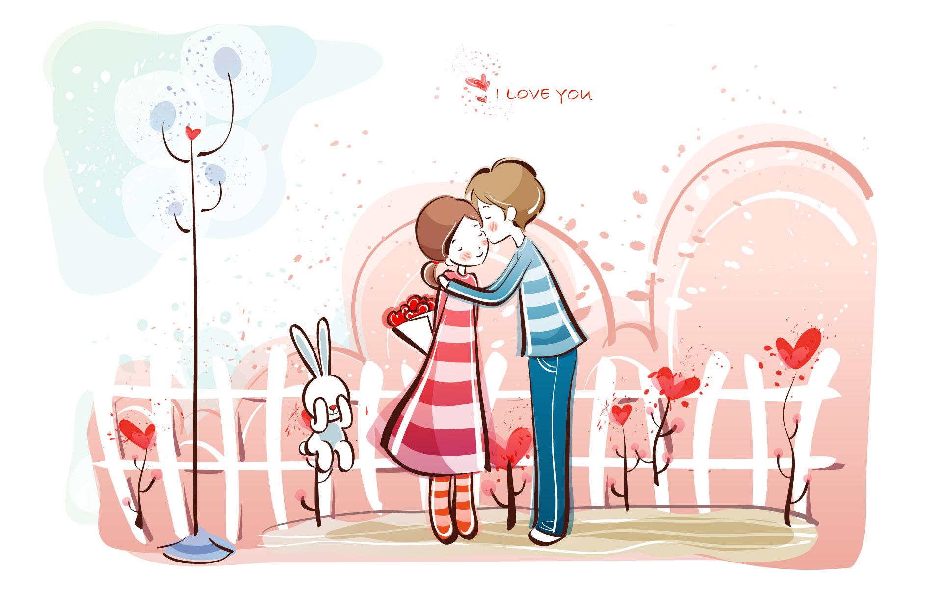 Free Couple Pictures Cartoon, Download Free Clip Art, Free.