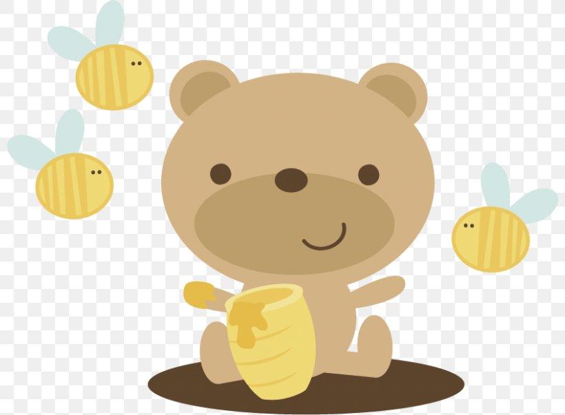 Winnie The Pooh Gummy Bear Honey Clip Art, PNG, 800x603px.