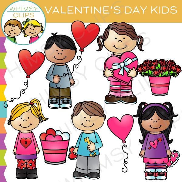 Valentines day clipart for kids 1 » Clipart Station.