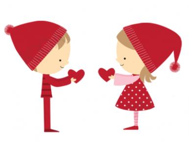Valentines Day Clipart For Kids Valentine Week 6 2.