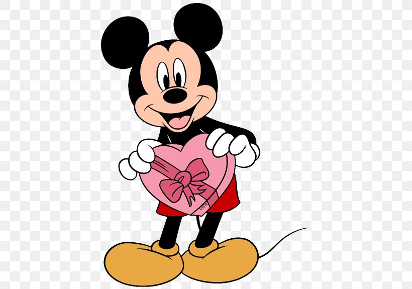 Mickey Mouse Minnie Mouse Minnie\'s Valentine Valentine\'s Day.