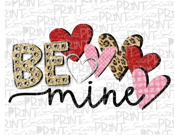 Valentines Day, Be mine clipart, Valentine png file for.