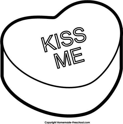 Watch more like Valentine S Day Clip Art Black And White.