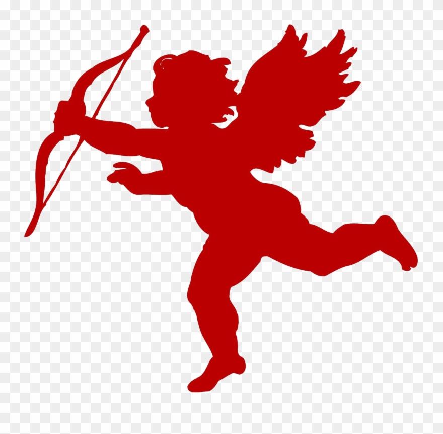 Cupid Arrow Png Transparent Image.