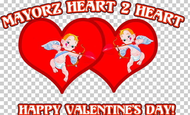 Heart Valentine\'s Day Dance Character PNG, Clipart, Free PNG.