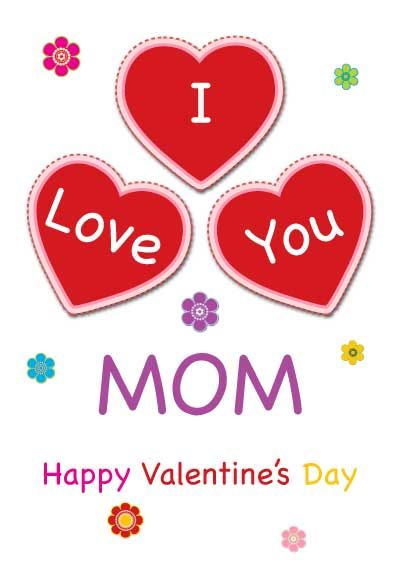 10 Best ideas about Happy Valentines Day Mom on Pinterest.