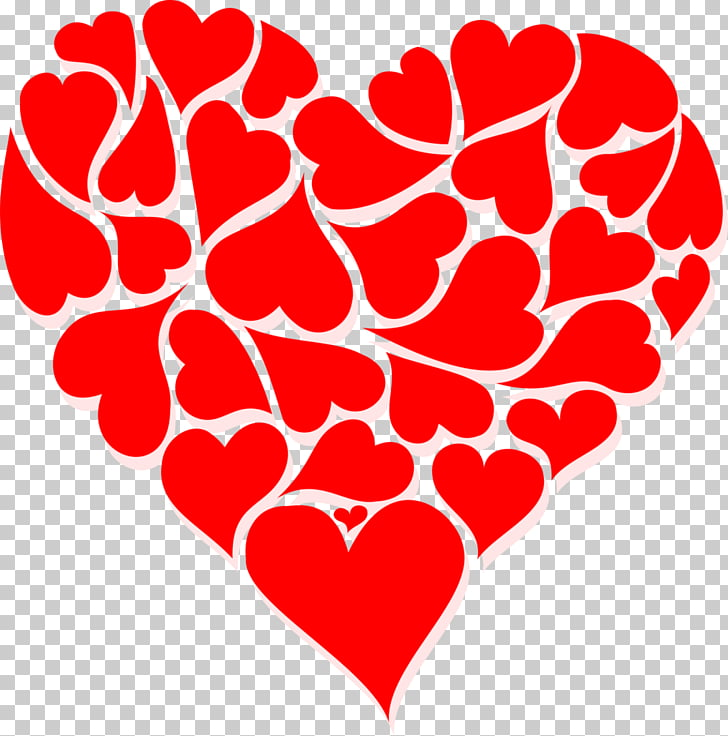Valentine\'s Day Heart , PINK HEARTS PNG clipart.