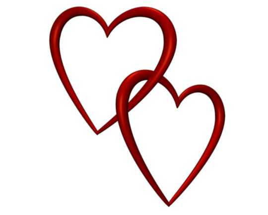 Valentine Heart Clipart No Background.