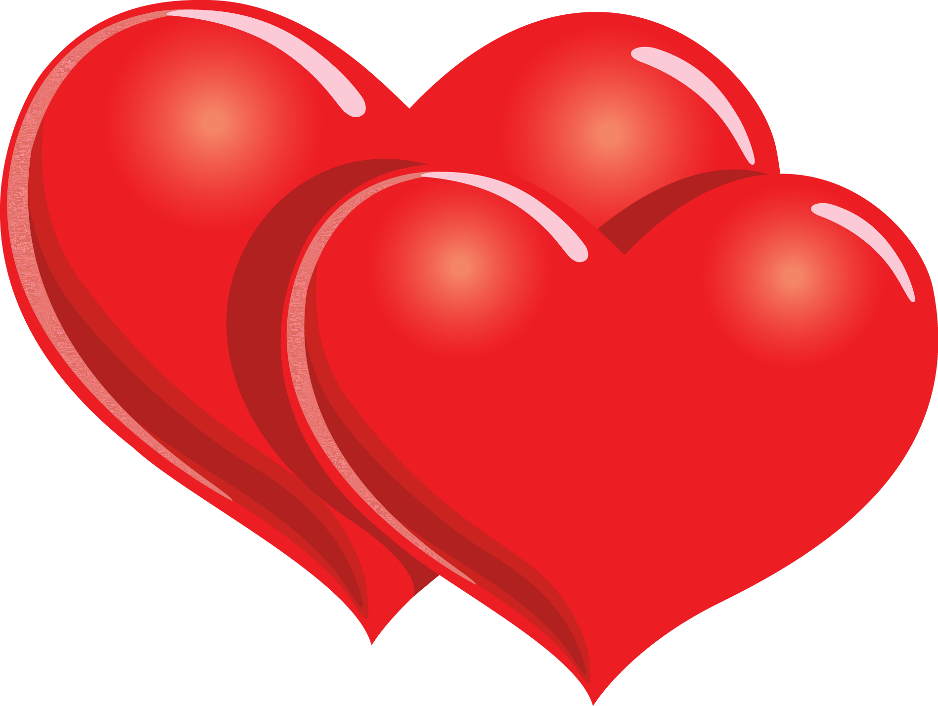 Hearts, Happy Valentines Day, PNg Graphics and Transparent.